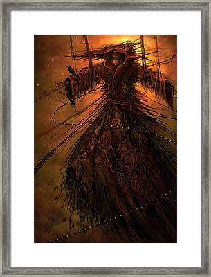Dreamcoat Framed Print by Philip Straub