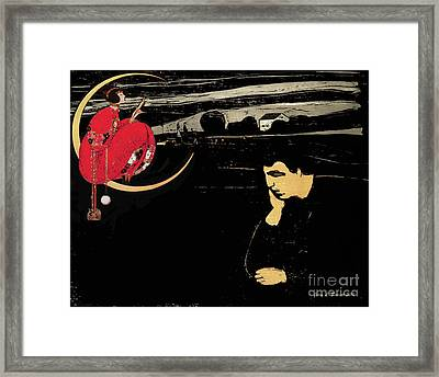 Dreamer Framed Print by Jerry L Barrett
