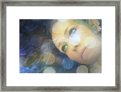 Dreamer  Framed Print by Pamela Patch