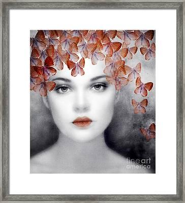 Dreamer Framed Print by Jacky Gerritsen