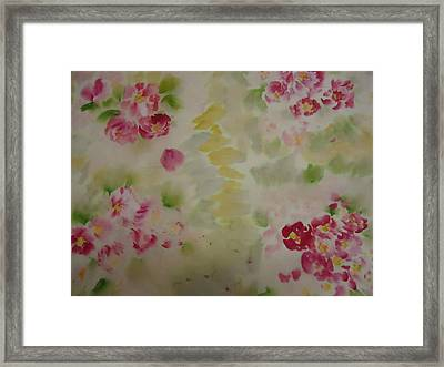 Dreamflower002 Framed Print