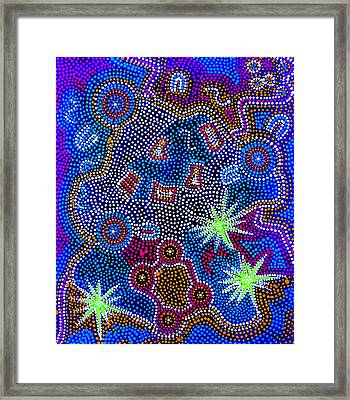 Dreaming 1 Framed Print