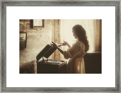 Dreaming 2 Framed Print by TJ Drysdale