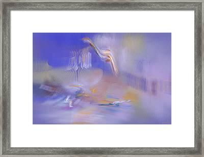 Dreaming Framed Print by Emma Alvarez