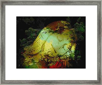 Dreaming IIi Framed Print by Patricia Motley