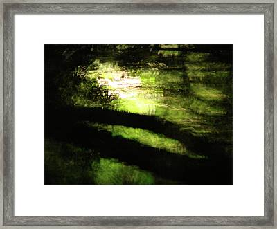Dreaming Monet Framed Print