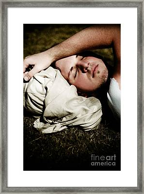 Dreaming Of A Better Future Framed Print by Jorgo Photography - Wall Art Gallery