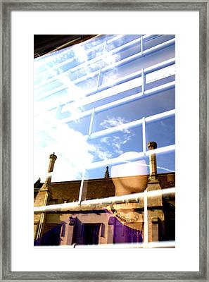 Dreaming Of Spires Framed Print by Jez C Self