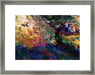 Dreaming Of Spring Framed Print by Natalie Holland