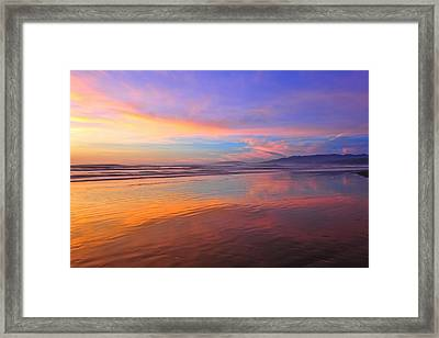 Dreaming Of You Framed Print by Daren  Le