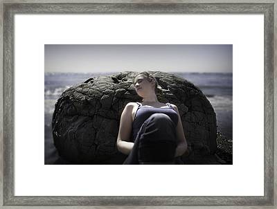 Dreaming... Framed Print