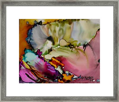 Dreaming Framed Print by Susan Kubes