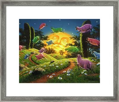 Dreamland IIi Framed Print