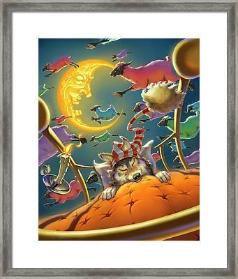 Dreamland Iv Framed Print
