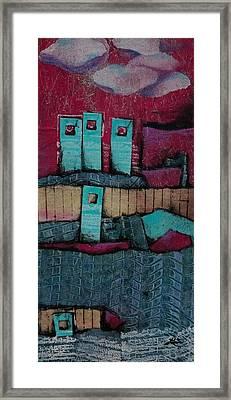Dreamland Framed Print by Laura Lein-Svencner