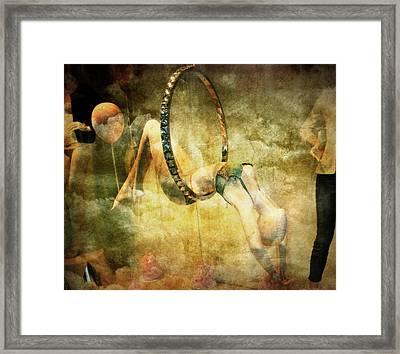 Dreamlike Vision Framed Print