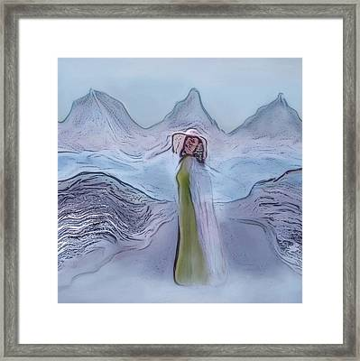 Dreams #049 Framed Print