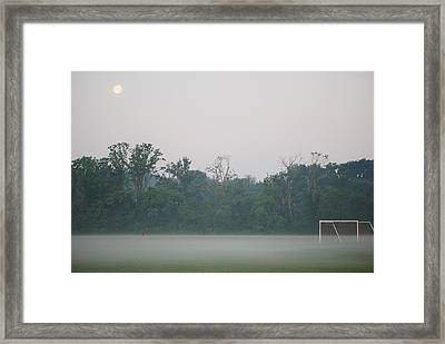 Dreams And Goals Framed Print by Peter  McIntosh