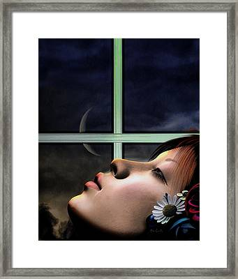 Dreams Are Made Of Framed Print