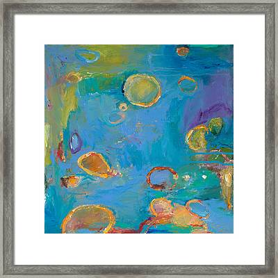Dreams Meet Framed Print