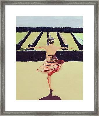 Dreams Of A Dancer Framed Print