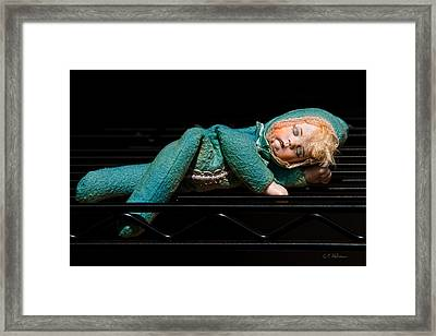 Dreams Of A New Home Framed Print by Christopher Holmes