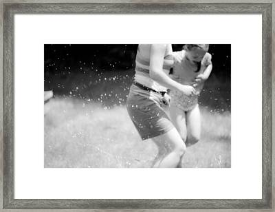 Dreams Of Summer Framed Print by Edward Myers