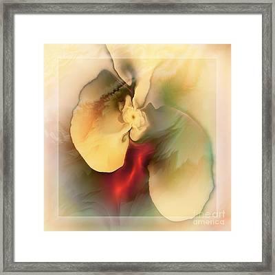Dreams Of The Heart Framed Print by Michelle H