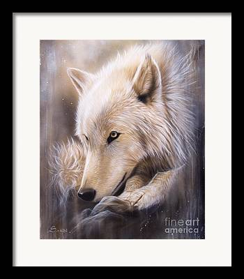 Arctic Paintings Framed Prints