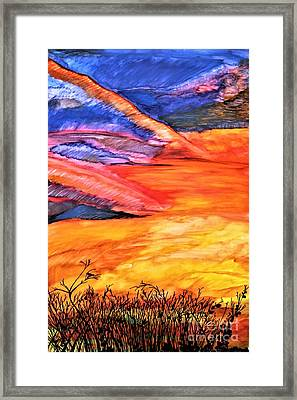 Dreamscape 4 Framed Print
