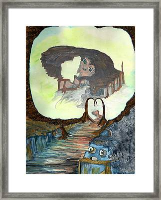 Dreamscape Framed Print
