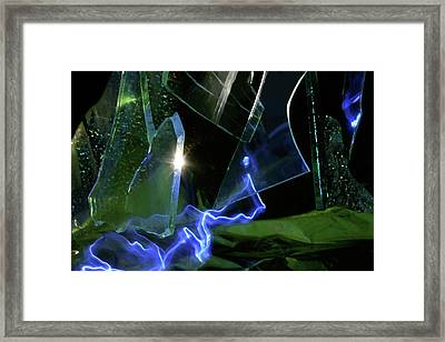 Dreamscape Framed Print by Barbara  White