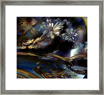 Dreamscape Framed Print by Doris Wood