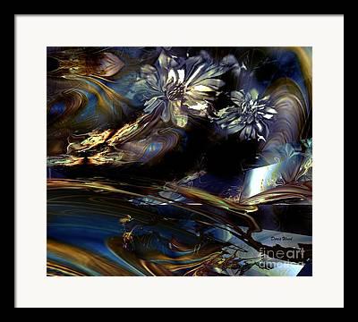 Conseptual Art Framed Prints