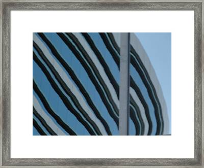 Dreamscape Framed Print by Gail Butters Cohen