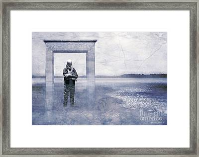Dreamscape Framed Print by Jan Pudney