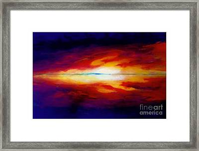 Dreamscape  Framed Print by Scott French
