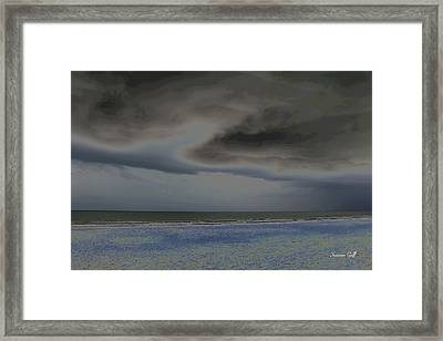 Dreamscape Framed Print by Suzanne Gaff