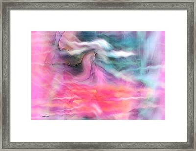 Dreamscapes Framed Print by Linda Sannuti