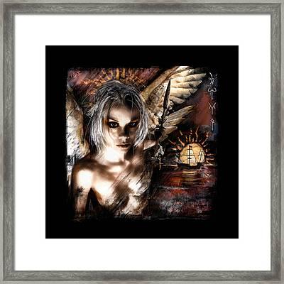 Dreamseeker Framed Print by Mandem