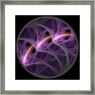Framed Print featuring the digital art Dreamstate by Lyle Hatch