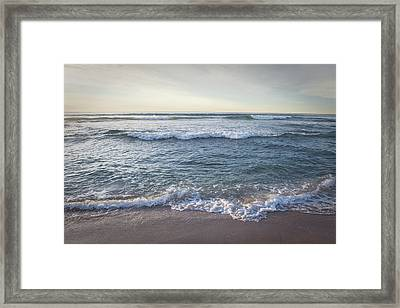 Dreamtime Sea Framed Print