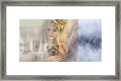 Dreamy 1 Framed Print by Strati Varius