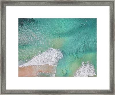Dreamy Pastels Framed Print by Sean Davey