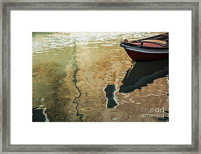 Framed Print featuring the photograph Dreamy Waters by Yuri Santin