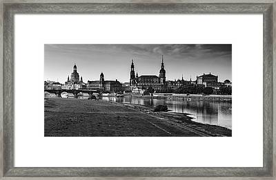 Dresden 04 Framed Print by Tom Uhlenberg