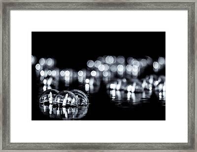 Driawd Framed Print by Greg Collins