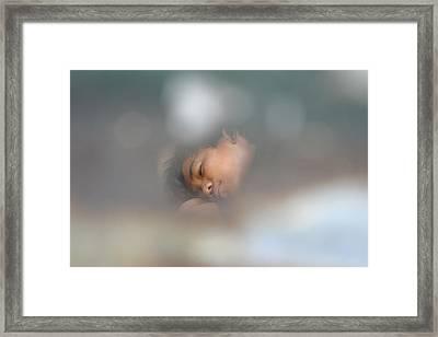Drifted Framed Print by Jez C Self