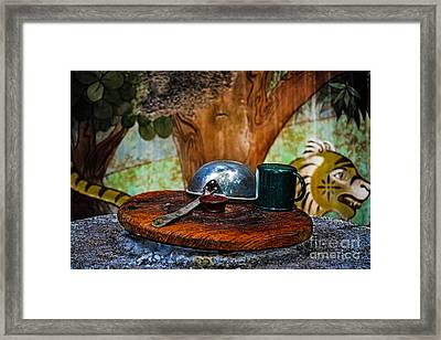Drink Up My Friends Framed Print by Gary Keesler