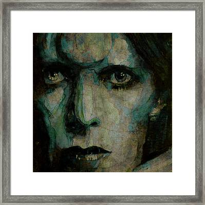 Drive In Saturday@ 2 Framed Print by Paul Lovering